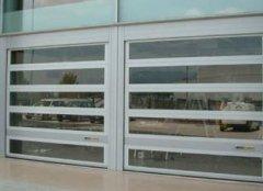 Portoni pannelli in vetro Gierre Serramenti