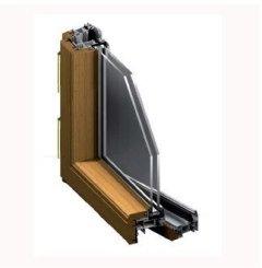infissi in legno-alluminio Gierre Serramenti