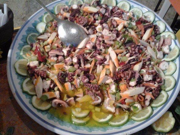 insalata di polpo