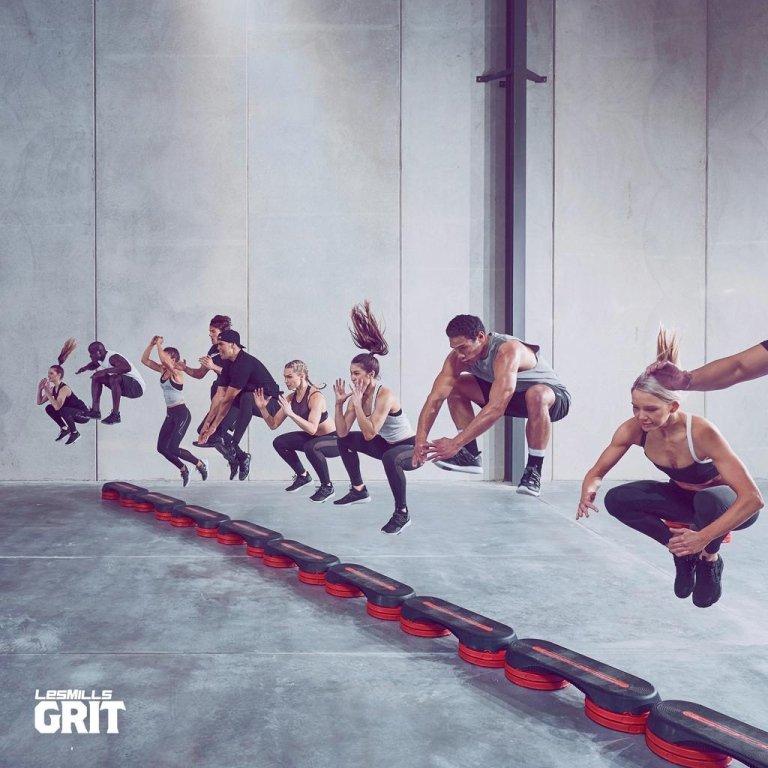 corsi fitness Latina