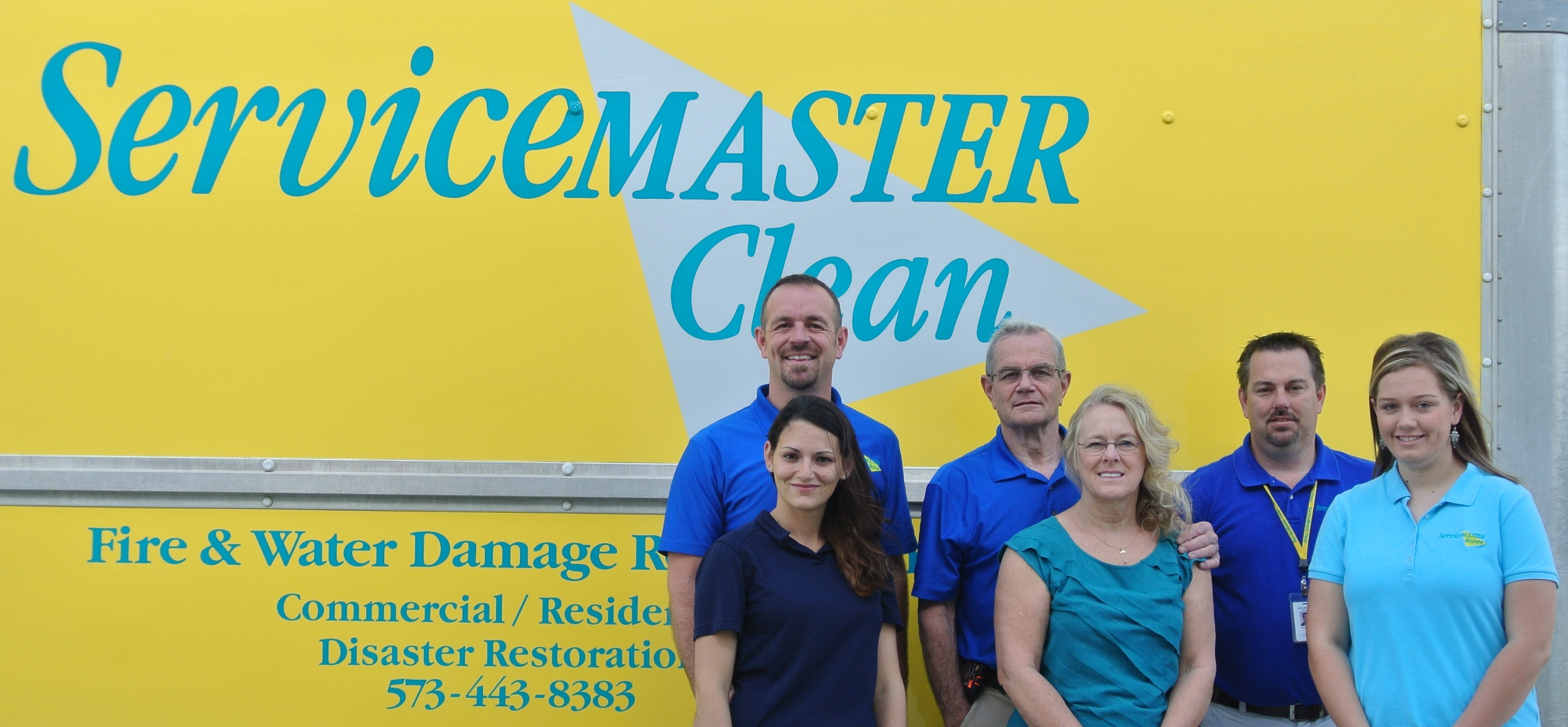 Family is satisfied with mold removal in Columbia, MO