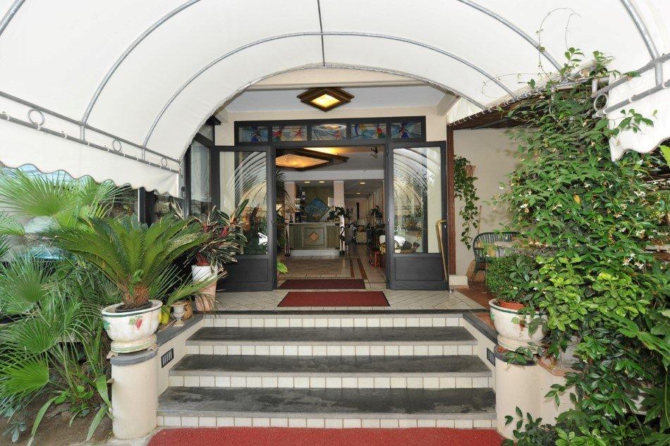Entrata hotel Kyrton