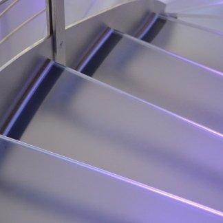 particolare gradini