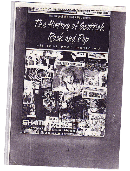 history of scottish rock and pop magazine