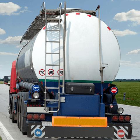 trasporto gasolio per autotrazione