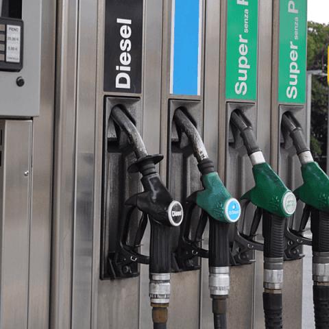gasolio per veicoli