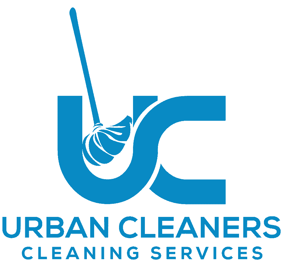 Urban cleaners logo
