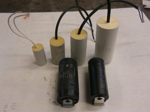 condensatori polvara