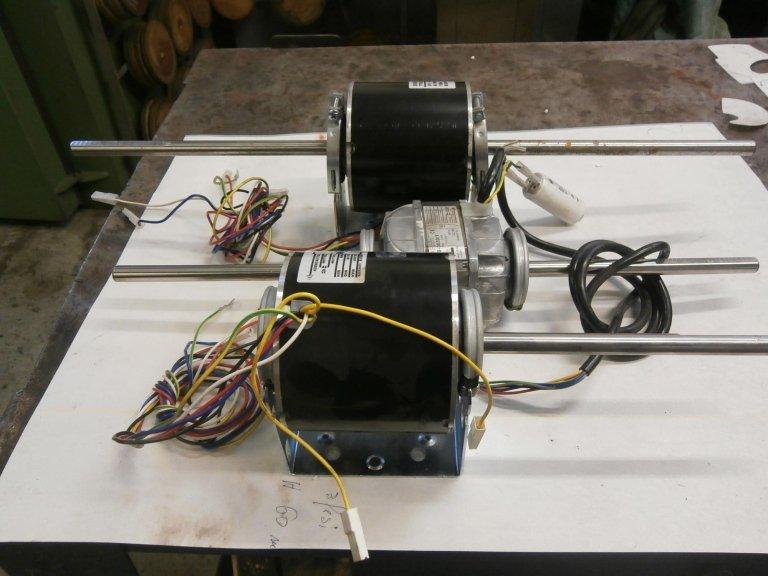 motori per fancoil polvara