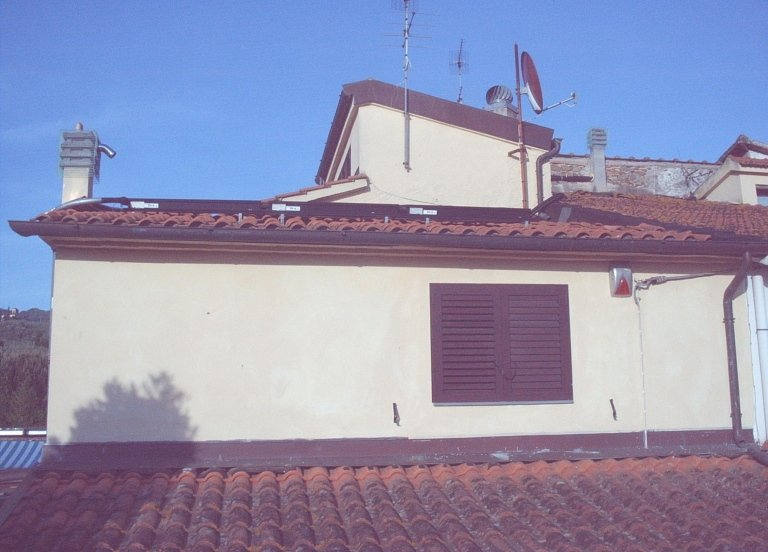 pannello solare abitazione