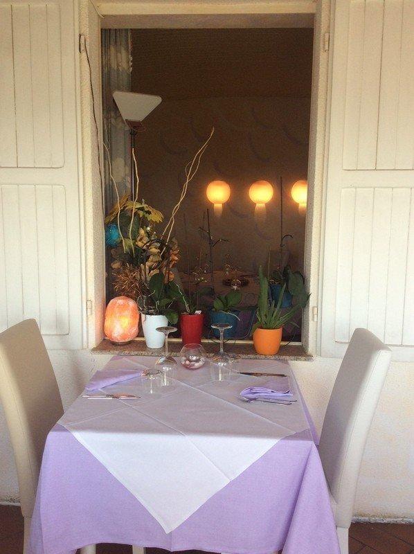 ristorante elegante ed accogliente