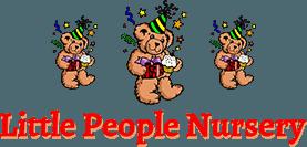 Little People Nursery logo