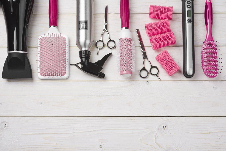 strumenti per saloni da parrucchiera