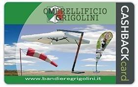 Schirmmanufaktur Grigolini Cashback-Card