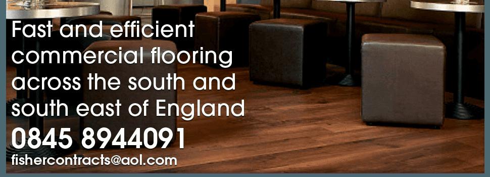 Floor tiles - Shoreham-by-Sea, Sussex - Fischer Contracts (UK) Ltd - pillow and carpet