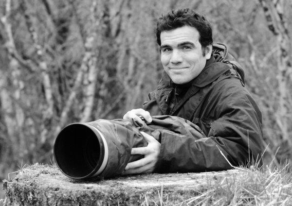 About Philip Price wildlife photographer