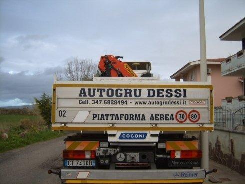Autotrasporti sardegna