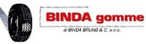 BINDA GOMME logo