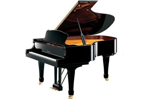 pianoforte mezza coda