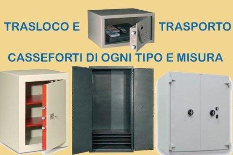 Trasloco Casseforti con Bertola Traslochi Milano