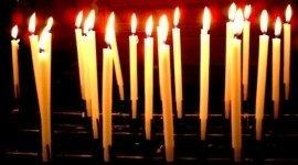 candele funebri