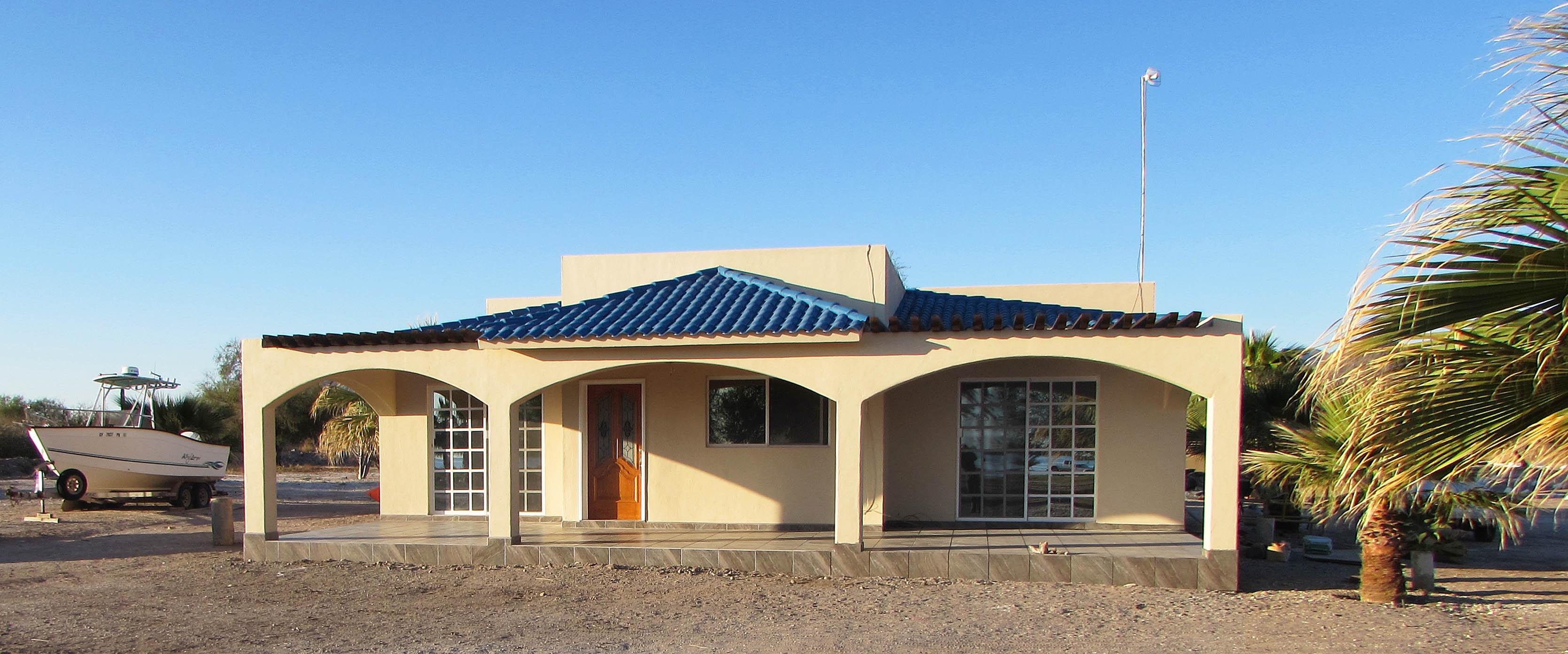 Home for Sale near Loreto, Mulege, Santa Rosalia, Punto Chivato