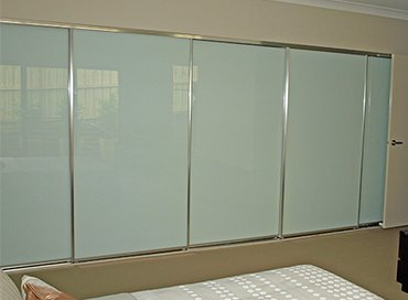Custom Wardrobes in Central Coast | North Lakes Glass & Glazing