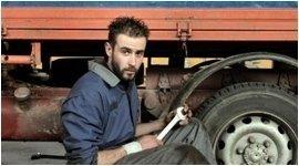 riparazione veicoli industriali