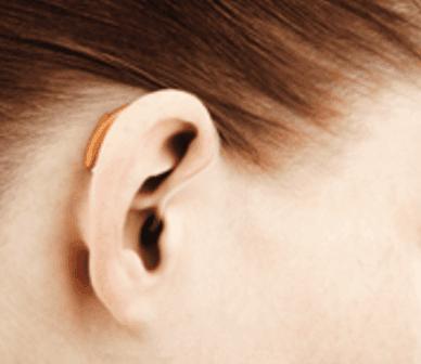 Apparecchi acustici per sordita'