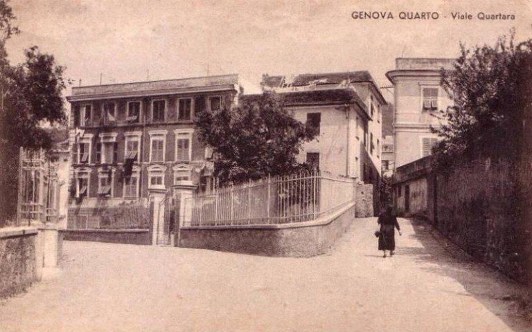 Genova via Quartana