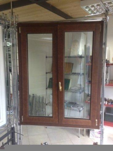 finestra  legno-alluminio