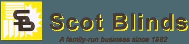 Scot Blinds logo