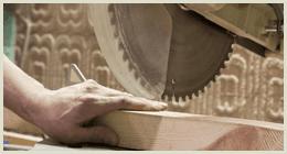 produzione articoli legno, lavorazione legno, serramenti in legno