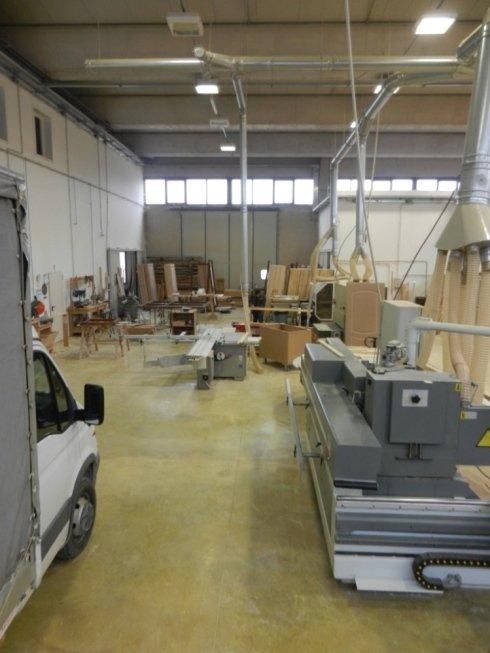 restauro legno a Gubbio