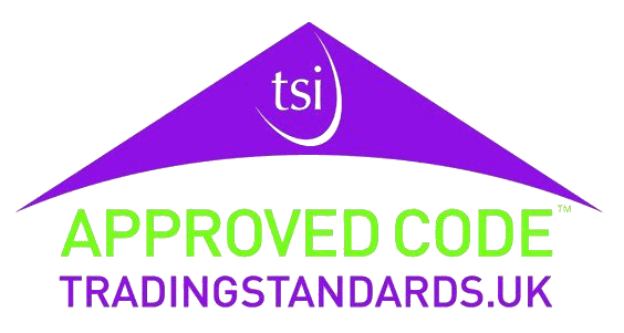 TSI approved code icon