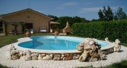 piscina, prefabbricata, cemento armato, viterbo