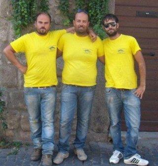 Staff di Ricci Piscine