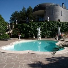 piscina, privata, viterbo