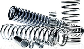 Manufacture of springs
