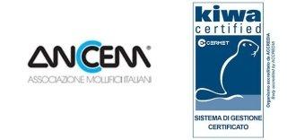 ancem, kiwa certified,
