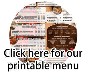 Click to see our Menu in PDF