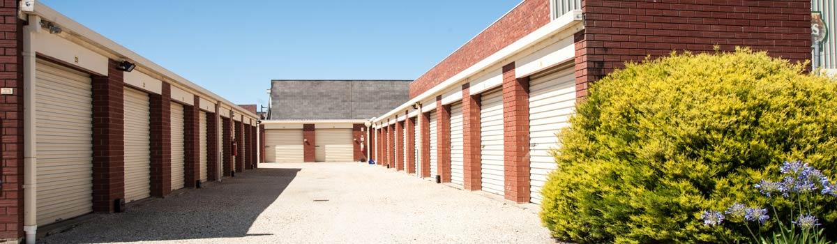 Albury Wodonga Storage Sheds
