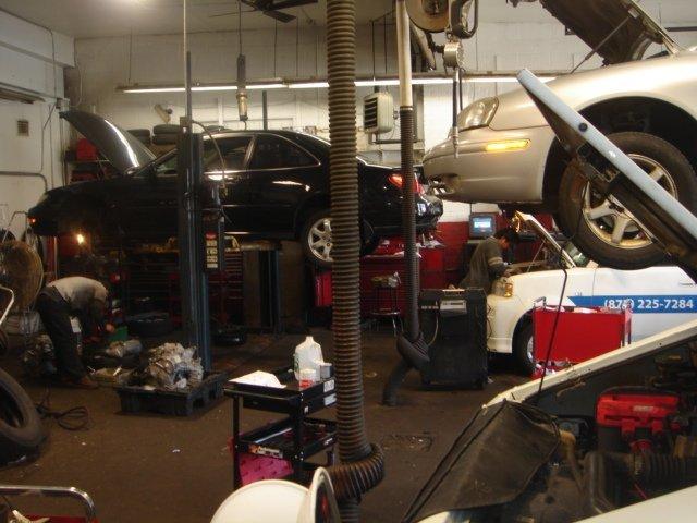 RED'S AUTO REPAIR & SERVICE