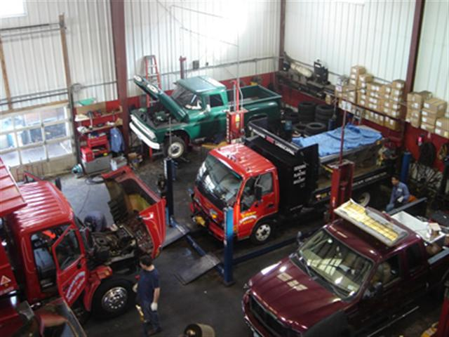 RED'S TRUCK REPAIR & FLEET MAINTENANCE