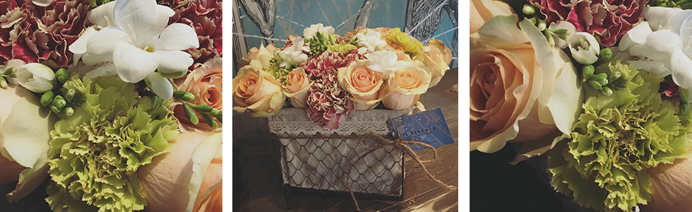 fiori eventi oggetti