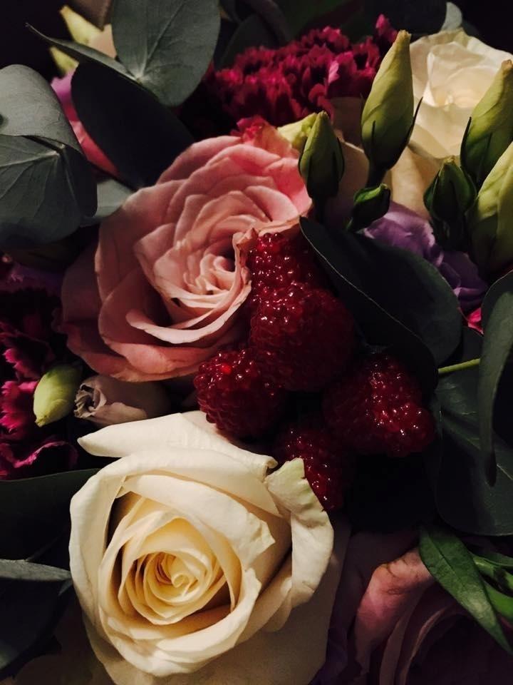 bouquet con more