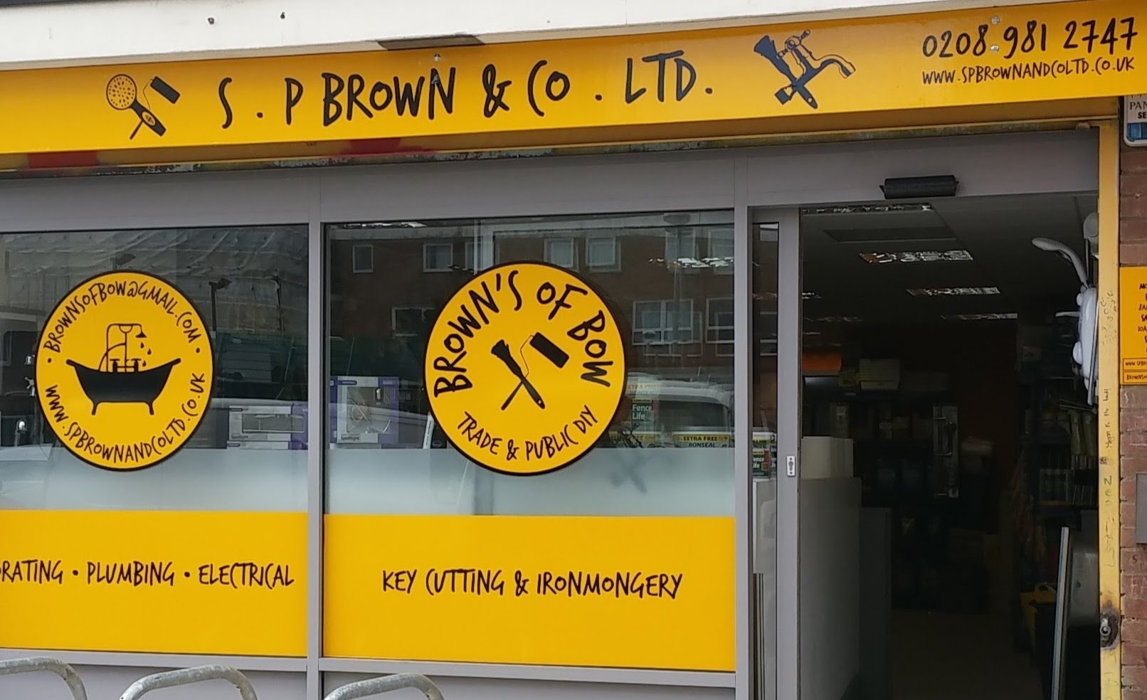 S p brown co ltd is a builders merchant in bow for How to find a reputable builder