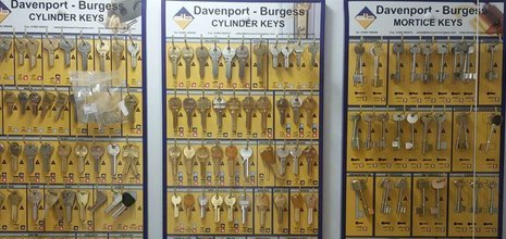 Durable locks to secure your premises