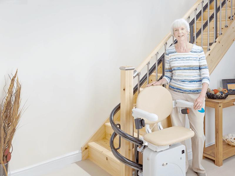 Stairlift models