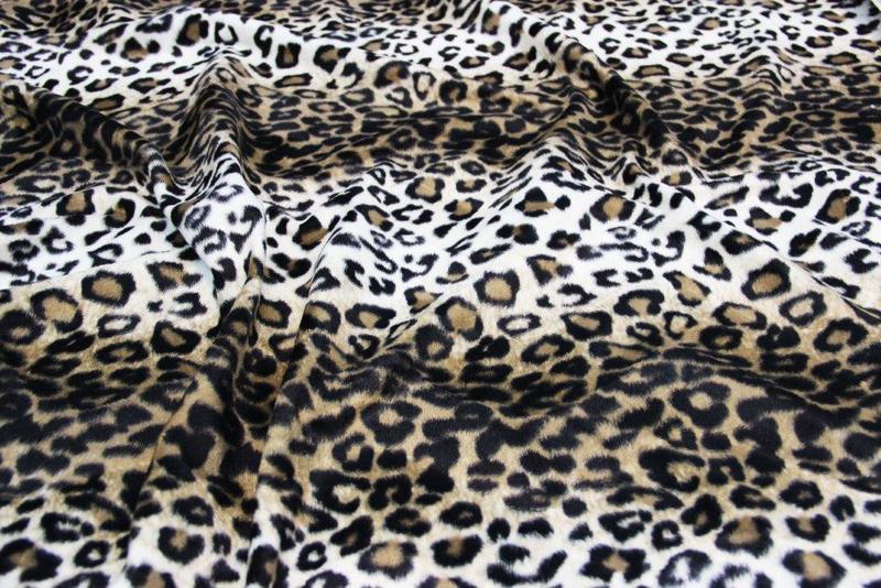 coperta leopardata